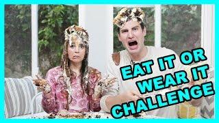 getlinkyoutube.com-EAT IT OR WEAR IT CHALLENGE! w/ Rosanna Pansino