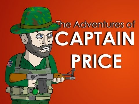 The Adventures of Captain Price