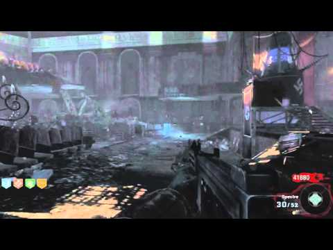 Black Ops Zombies - Round 60 Tutorial, Playthrough Killing 3,500 Zombies Pt.1/20+
