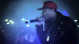 Drake (ft. Tyga) - Motto en live a toronto