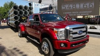 getlinkyoutube.com-Watch the 2015 Ford F-450 6.7L Diesel Super Duty Debut at the State Fair of Texas