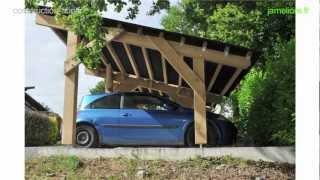 getlinkyoutube.com-construction abri voiture