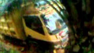 getlinkyoutube.com-Gokil 2 Truk terperosok dikebun kelapa sawit pt. Astra KED afdling Oscar 29 Kaltim