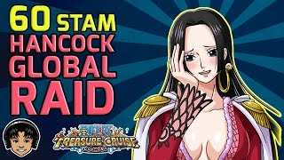 getlinkyoutube.com-Walkthrough for Boa Hancock 60 Stamina Raid [One Piece Treasure Cruise]