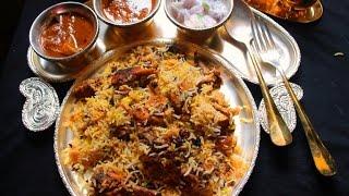 Special Chicken Dum Biryani Recipe