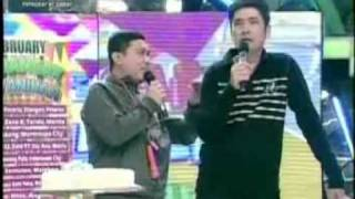 getlinkyoutube.com-PAULEEN LUNA NAG COLLAPSED ON AIR (FEB 13, 2012) sa JUAN 4 ALL, ALL 4 JUAN PART 1