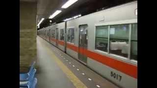 getlinkyoutube.com-駅メロディ―/二度と聞けない阪神三宮駅の旧バージョン発車メロディ(2009/2頃)
