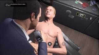 getlinkyoutube.com-GTA V: Lazlow Tattoo Torture