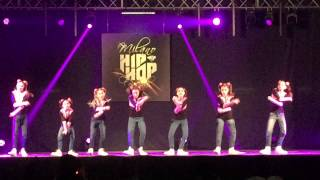 Shooting Stars [Spedix Dip choreographer] @ Milano Hip Hop Festival 2015
