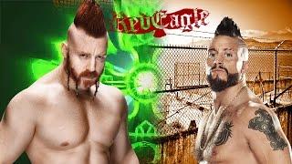 "getlinkyoutube.com-""SAWFTfire"" (Sheamus vs. Enzo Amore) WWE Mashup"