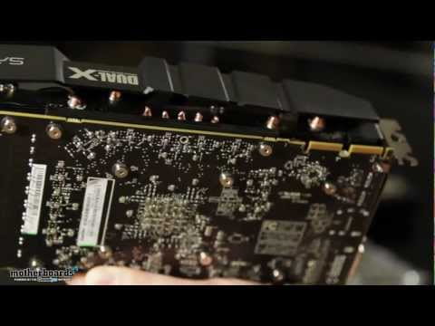 Sapphire HD 7970 Dual-X (Dual-Fan, Dual Bios) Edition 3GB Video Card Unboxing