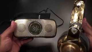 getlinkyoutube.com-Monster 24K Backfloat - Floating Wireless Speaker and Speakerphone