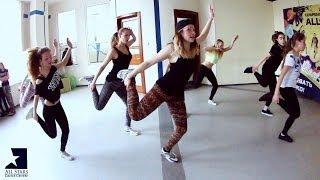 Konshens -- Re Up [alfik].Reggae DanceHall от Катрин. All Stars Workshop 04.2014
