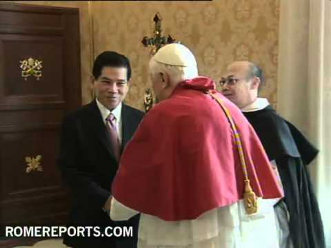 Vatican and Vietnam diplomatic relations make stop forward