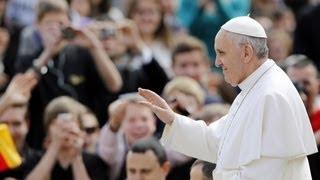 getlinkyoutube.com-Papa Francisco prega o ecumenismo ao entrar em templo da Assembleia de Deus.