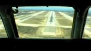 getlinkyoutube.com-B717 Olympic Airlines Chania Landing