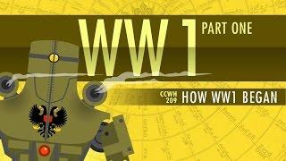 getlinkyoutube.com-HOW World War I Started: Crash Course World History 209