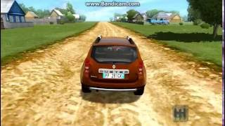 getlinkyoutube.com-City Car Driving 1.5.1 Renault/Dacia Duster Off-Roading