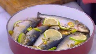 getlinkyoutube.com-صينية سمك سردين | نجلاء الشرشابي