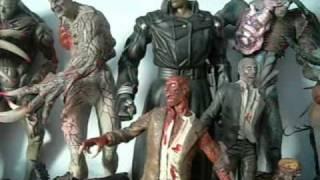 getlinkyoutube.com-My Resident Evil Figure Collection
