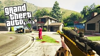 getlinkyoutube.com-GTA 5 Next Gen - CALL OF DUTY in GTA Online! (GTA 5 First Person Gameplay)