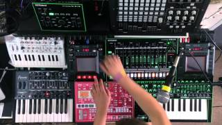 getlinkyoutube.com-How to make electronic music live without a laptop