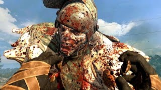 Dying Light The Following GIANT Demolisher vs Predator Ultra GTX 980