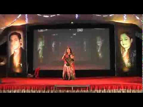 seema pareta dance at gaurav jaiswal mahila sangeet