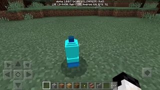 getlinkyoutube.com-O DESAFIO DA GARRAFA NO MINECRAFT PE 1.0 !!! (Minecraft Pocket Edition)