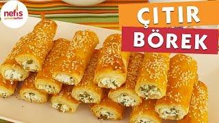 getlinkyoutube.com-Çıtır Börek Tarifi - Peynirli Börek Tarifi
