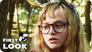 I Kill Giants First Look Clip (2018) Zoe Saldana Movie