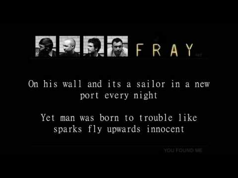 The Fray - Absolute (lyrics)
