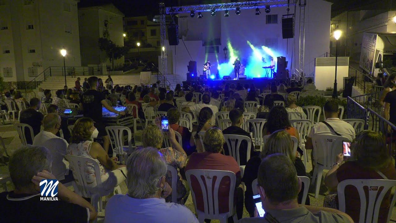 Éxito de los conciertos organizados por el área de Turismo