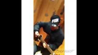 getlinkyoutube.com-Ariel Camacho entre platicas y dudas (la tuyia) en el guitar center en vivo