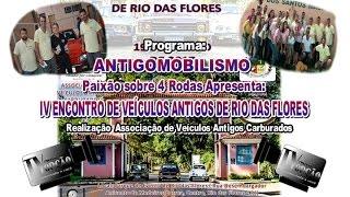IV Encontro Carburados de Rio das Flores-RJ