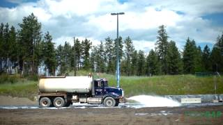 getlinkyoutube.com-PolyRAP Polymer Modified Soil Stabilization - Asphalt Alternative Pavement Installation Procedure