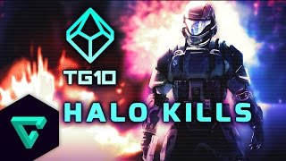 getlinkyoutube.com-TG10 : Top 10 Halo Kills | Halo5follower