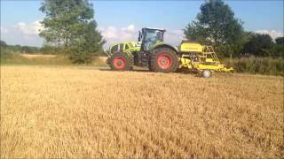 6m Hybrid and 920 Claas