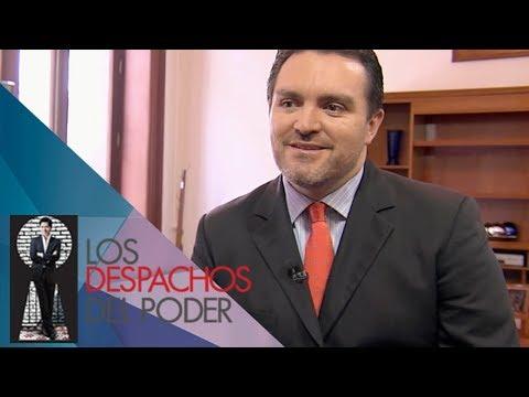 Los despachos del Poder - Federico Doring