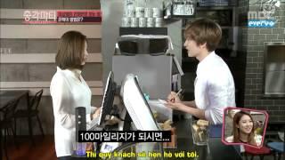 getlinkyoutube.com-[JHH][Vietsub] Cách Eunhyuk xin số điện thoại trong lúc làm thêm - Bachelor Party cut