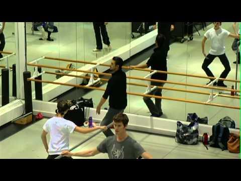 Male Ballet
