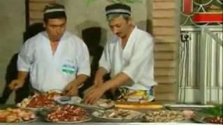 getlinkyoutube.com-غذا هاى ازبكى و بخارى : توسط مايل دوستدار ، Afghan