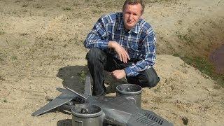 getlinkyoutube.com-Hunter-Killer aerial Terminator, flying RC Model from Native18