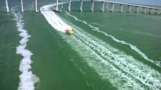 getlinkyoutube.com-Florida Powerboat Club Miami Boat Show Poker Run 2011_Friday Run