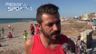 Shedir Villafranca, l'esterno Giuseppe Fazio presenta gli impegni di Catanzaro