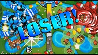 getlinkyoutube.com-To Be A Loser While Winning - Bloons TD 5 Moab Pit