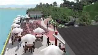 Ilustrasi Perencanaan Pembangunan Danau Toba Menjadi Monaco