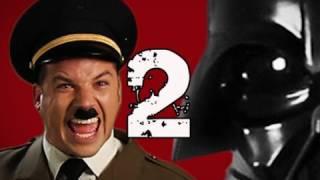 getlinkyoutube.com-Hitler vs Vader 2.  Epic Rap Battles of History Season 2.