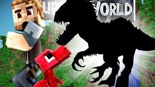 getlinkyoutube.com-Minecraft Jurassic World #9: PROJECT INDOMINUS REVEALED! (Minecraft Roleplay)