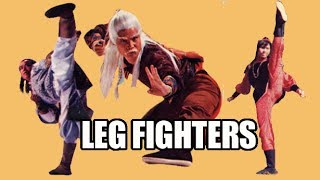 Wu Tang Collection - Leg Fighters (English Subtitles)